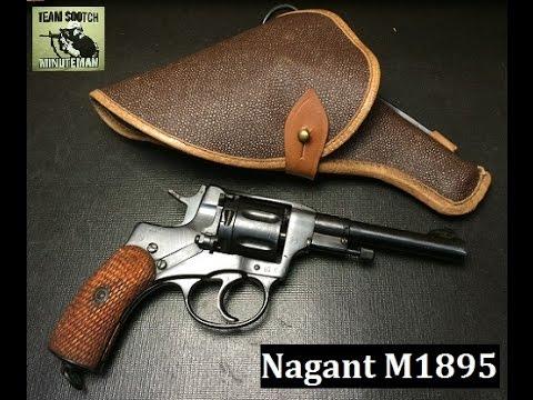 Nagant M1895 Revolver