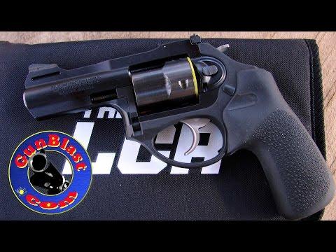 Ruger LCRx Revolver