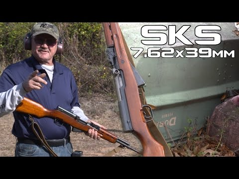 SKS Rifle Review and History