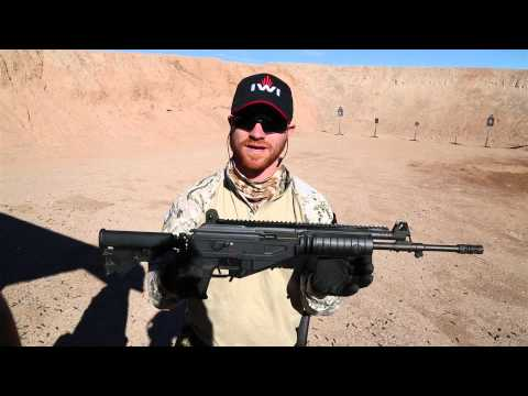 2015 SHOT Show - IWI Galil Ace