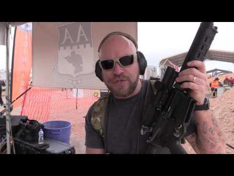 2105 SHOT Show - Adams Arms 308 Battle Rifle