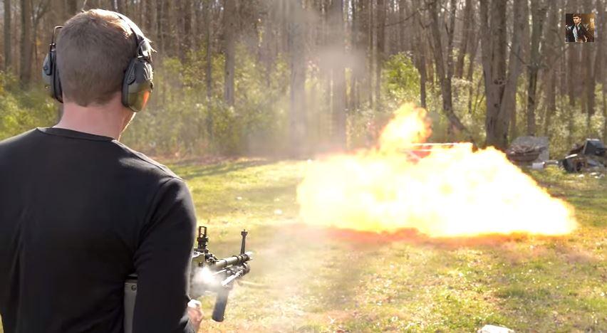 M60E3 Machine Gun