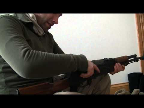 AK-74 Reassembly