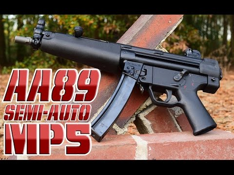 Atlantic Arms AA 89 Pistol