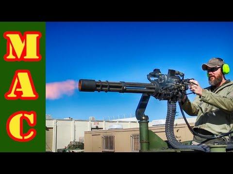 Battlefield Vegas Machine Gun Range