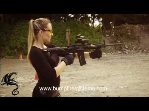 Bump Fire Stock from Bump Fire Systems