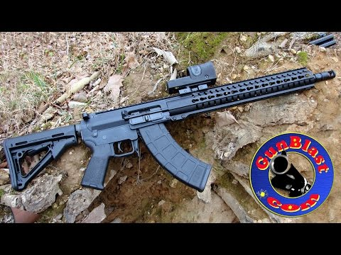 CMMG Mk47 Mutant Rifle