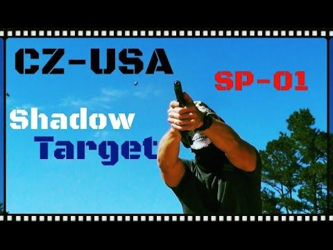 CZ 75 SP-01 Shadow Target