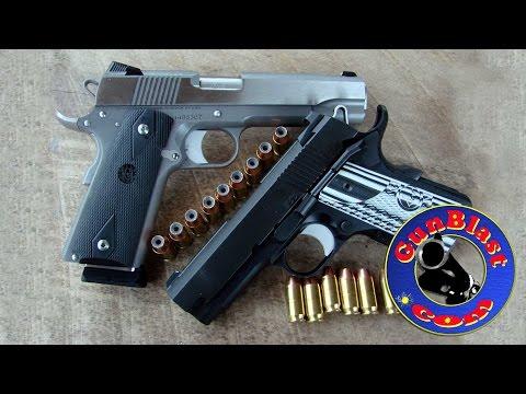 Dan Wesson 1911 Pistols