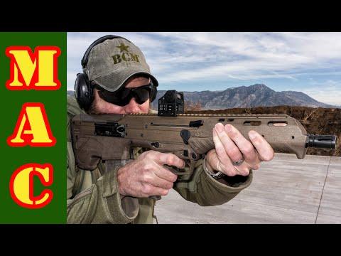 Desert Tech MDR Bullpup Rifle