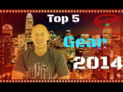 Top 5 Gun Gear Items for 2014