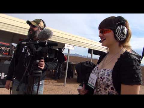 SHOT Show - Kriss Vector Submachine Gun