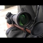 Hi-Lux Long Eye Relief Scope