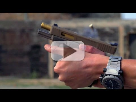 How to Properly Grip a Semi-Auto Pistol