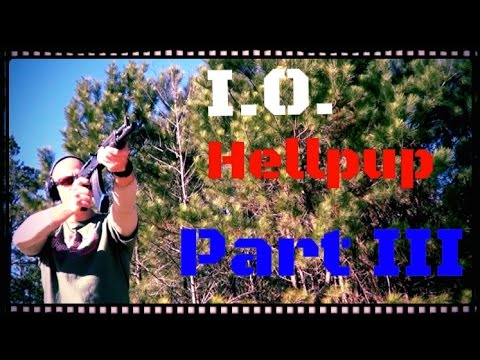 IO Hellpup AK Pistol