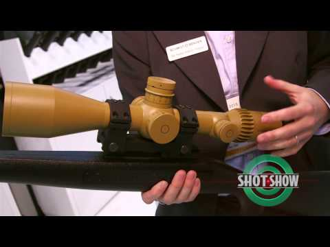 SHOT Show - Schmidt Bender Scopes