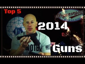 Top 5 Guns Reviewed in 2014