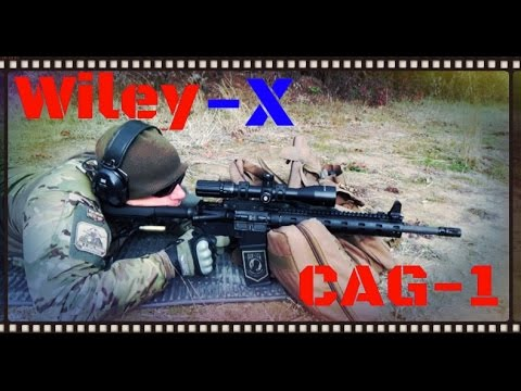 Wiley X CAG-1 Tactical Gloves