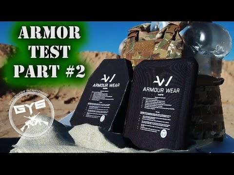 Armour Wear Body Armor – Backface Signature