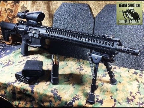BCM Accessories for the AR-10