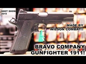 BCM Gunfighter 1911 Pistol