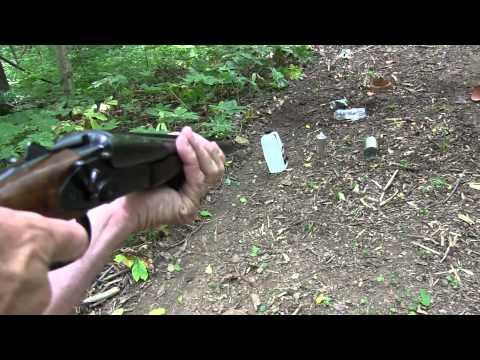 Remington SPR 220F Double Barrel Shotgun