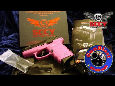 SCCY CPX-2 Pistol Giveaway