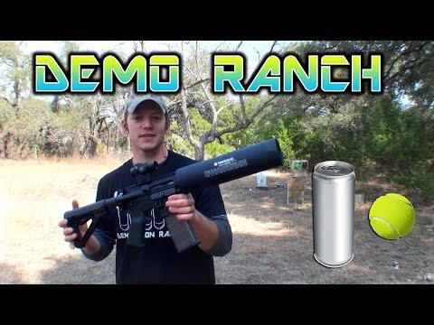 AR-15 Can Cannon