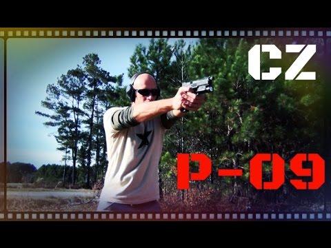 CZ P-09 9mm Pistol