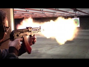 FEG AMD-65 Range Demo