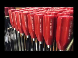 J Dewey Rods Factory Tour