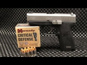 Kahr CT380 Review