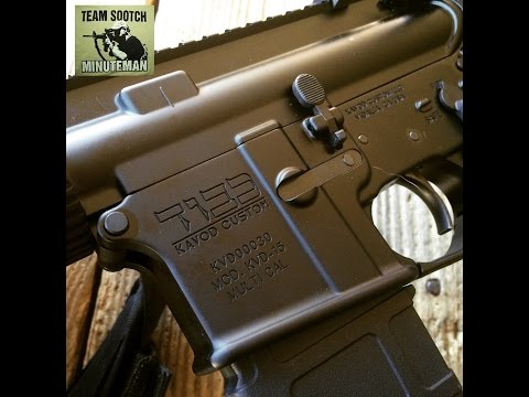 Kavod Custom Alef AR-15 Review