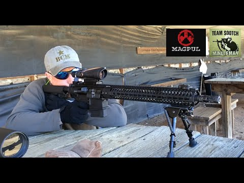 Magpul Accessories for the AR-10