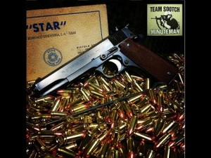 Star Model B-Super Pistol