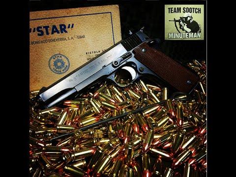 Star Model B-Super Pistol