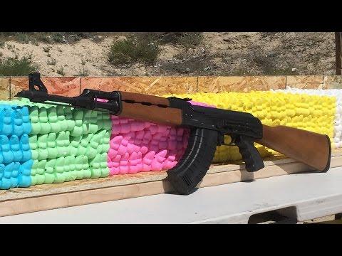 AK47 vs Peeps