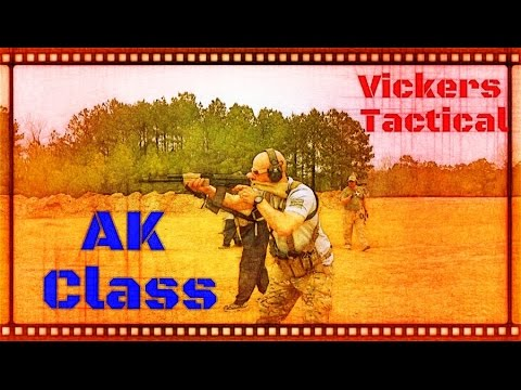 Larry Vickers 1-Day AK Operators Class