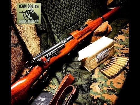 Swiss K11 Carbine