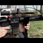 300 Blackout AR Pistol Accuracy Test