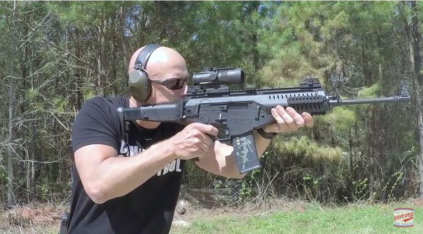 Beretta ARX-100 Review