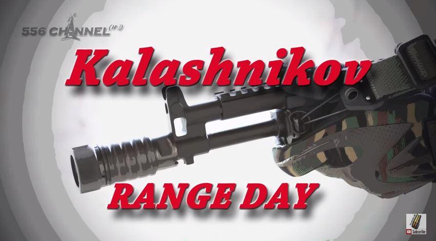 Kalashnikov Range Day