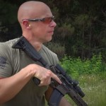 Shooting Range Safety - Inserting Foam Ear Plugs