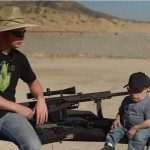 Shooting Range Time with Verne Troyer