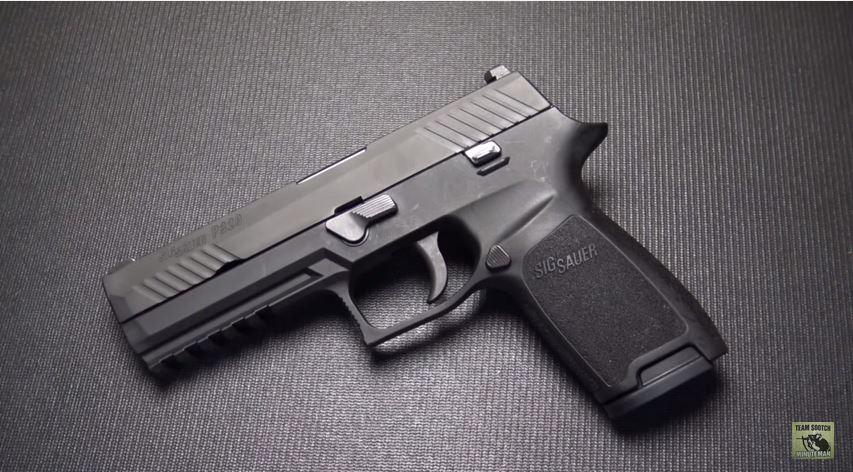 Sig P320 9mm Pistol