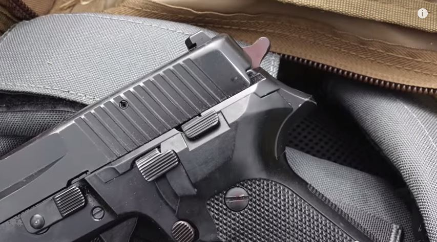 Surplus Sig Sauer P226 Handgun