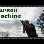 Arson Machine M-LOK Light Mount - Gun Videos