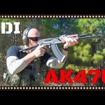 DDI AK47U Under Folder Rifle