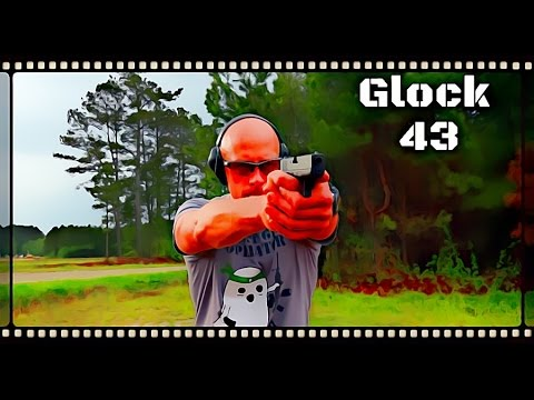 Glock 43 First Shots