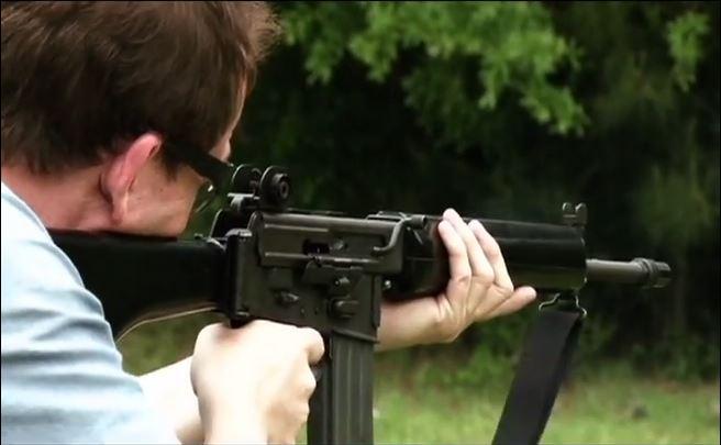 Armalite AR-180 Rifle